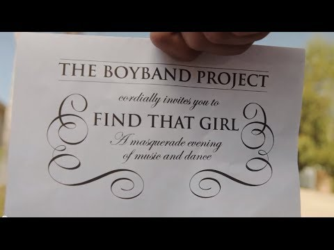 Find that girl by BoyBand Project (Sub. al Español)