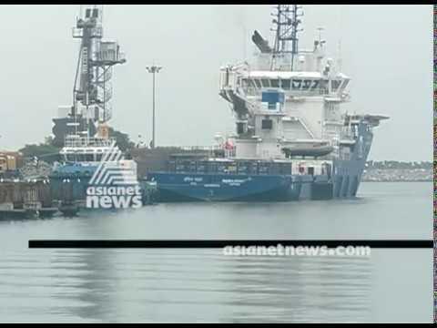 Ship service to start between Kollam -Colombo