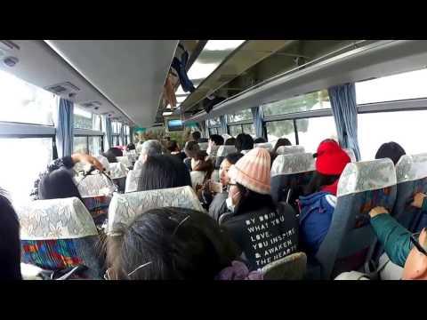 悲報 雪の大谷 運行中止  2017.04.19
