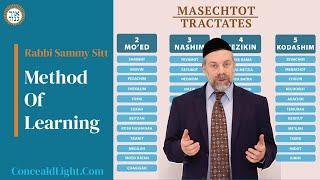 Method of Learning |  Rabbi Sammy Sitt | Concealed Light