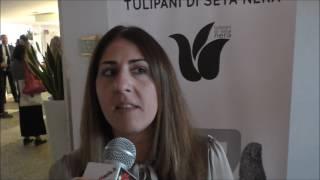Videointervista a Paola Tassone ideatrice di Tulipani di seta nera su SpettacoloMania.it