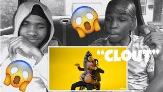 """#Offset #Clout #cardiB Offset  """"Clout"""" ft. Cardi B (Official Music Video) REACTION"""