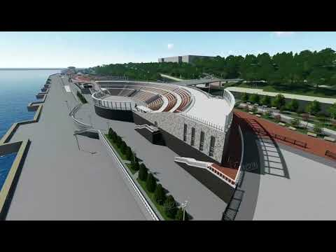 Набережная Волгограда ждет кардинальных перемен почти за 2 млрд рублей (видеопрезентация)