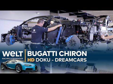 Bugatti Chiron -