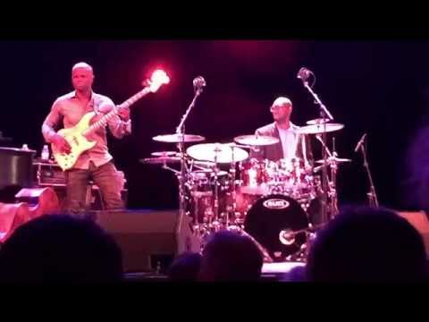 Chris Botti's Rhythm Section at the Orpheum Theater in Wichita