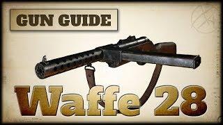 Waffe 28 Stats & Best Class Setups | CoD WW2 Gun Guide #7