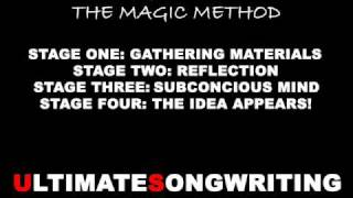 How To Write a Song #3 - How To Write Lyrics