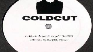 Coldcut ‎feat. Robert Owens -- Walk A Mile In My Shoes (Henrik Schwarz Remix )