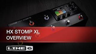 Line 6 | HX Stomp XL | Overview