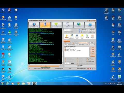 Flasing nokia asha 205 menggunakan USB via ATF