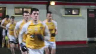 County Antrim Post - Antrim V Derry