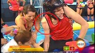 COMBATE - Stefano se le sale el Hueso del Hombro 23/09/13 thumbnail