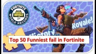 FORTNITE FAILS - Fortnite Battle Royale Funny Moments