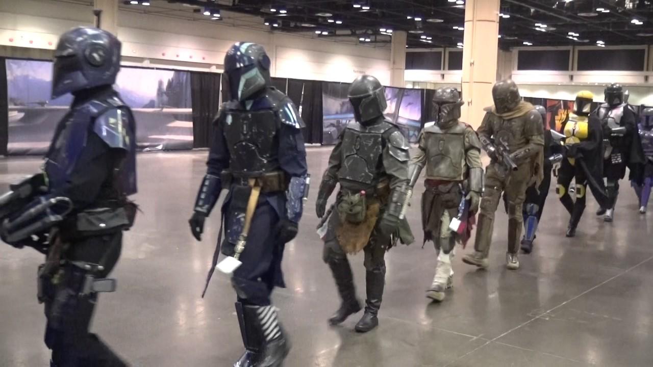 Mandalorian Mercs March - Star Wars Celebration Orlando ...