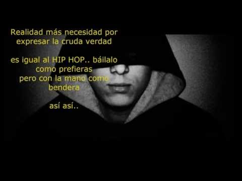 Canserbero - Canción de Rap con Letra 2014