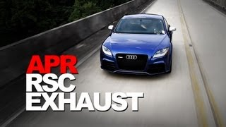 APR TT RS RSC Exhaust System & Stage II Software