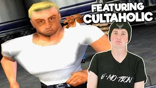 THE THOUSAND YARD STARE - WCW: Backstage Assault (Feat. Cultaholic)