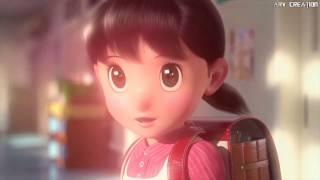 nobita sizuka cute love story    mere rashke qamar tune pahli najar    presented by arv creation