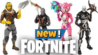 New Fortnite Action Figures by: McFarland Toys, are out!!