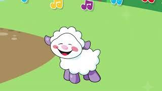 Песенка мультик про голоса животных Животные для детей Как говорят животные корова му свинка хрю