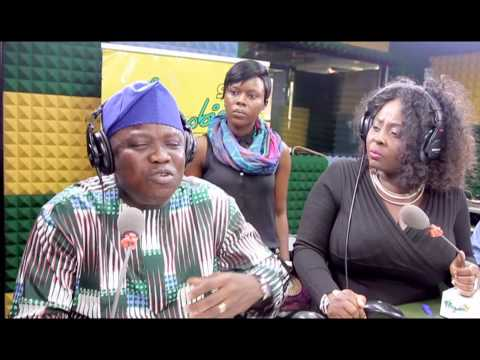 LOLO1 hosted (APC) Gubernatorial Candidate for Lagos State, Mr. Akinwunmi Ambode (Full Interview)