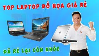 Top Laptop Đồ Hoạ Giá Rẻ Đáng Mua Năm 2020