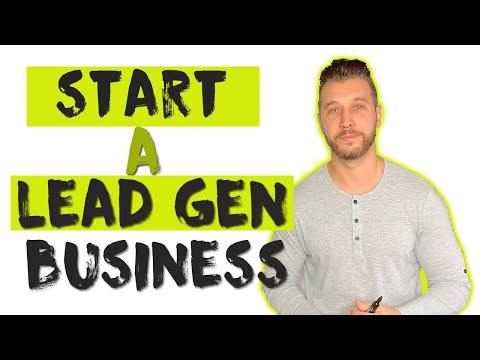 How To Start A Local Lead Generation Business In 2020
