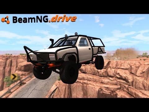 BeamNG.drive - INDESTRUCTIBLE TRUCK