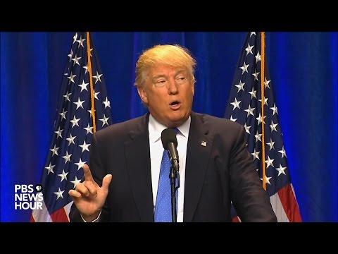 Former Gov. Whitman: Trump Is Dividing Republican Party