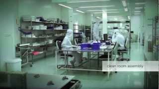 MEOPTA의 첨단 제조 설비 소개 동영상