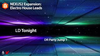 refxcom Nexus² - Electro House Leads Expansion Demo