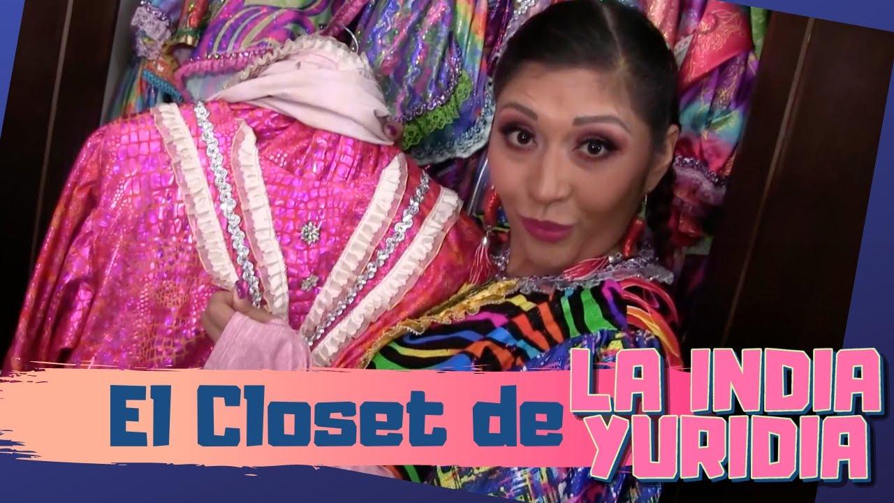 En el Closet -- La india Yuridia