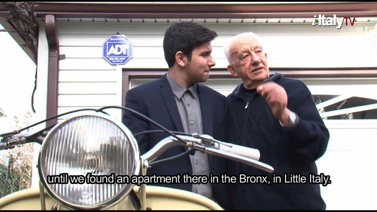 Grandparents and Grandchildren in Italian America (Official Project Presentation)