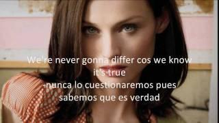 Sophie Ellis Bextor-Won't change you