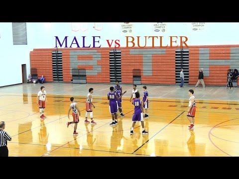Male vs Butler- Freshmen Championship Game