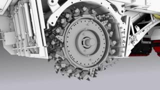 Video still for Roadtec VCS Drum Change