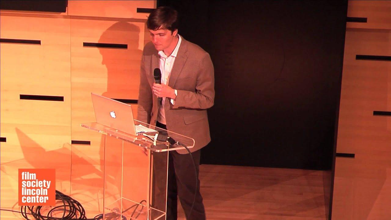 NYFF Live: Criticwire Presentation