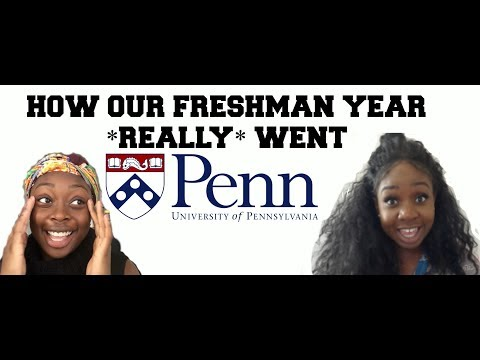 University of Pennsylvania Freshman Year Mashup: What Life at an Ivy League Was REALLY Like