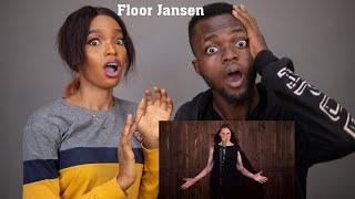 OUR FIRST TIME HEARING Floor Jansen - Euphoria (Beste Zangers Songfestival) REACTION!!!😱
