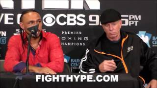 KEITH THURMAN VS. SHAWN PORTER FULL POST-FIGHT PRESS CONFERENCE [HD]