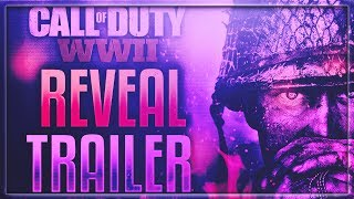 Call of Duty: WORLD WAR 2 - OUR FIRST OFFICIAL LOOK!!!!!