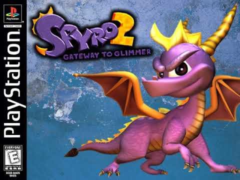 Spyro 2: Gateway to Glimmer Soundtrack - Ocean Speedway