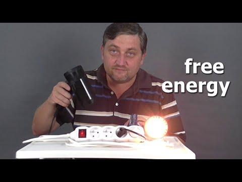 Free Energy - energie ZDARMA