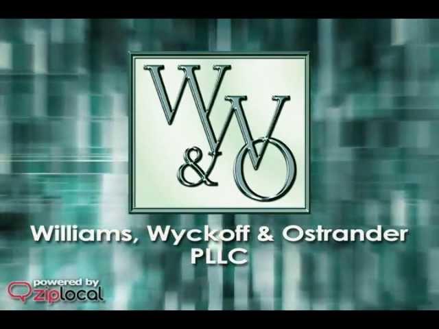 Williams Wyckoff & Ostrander PLLC - (866) 996-3476