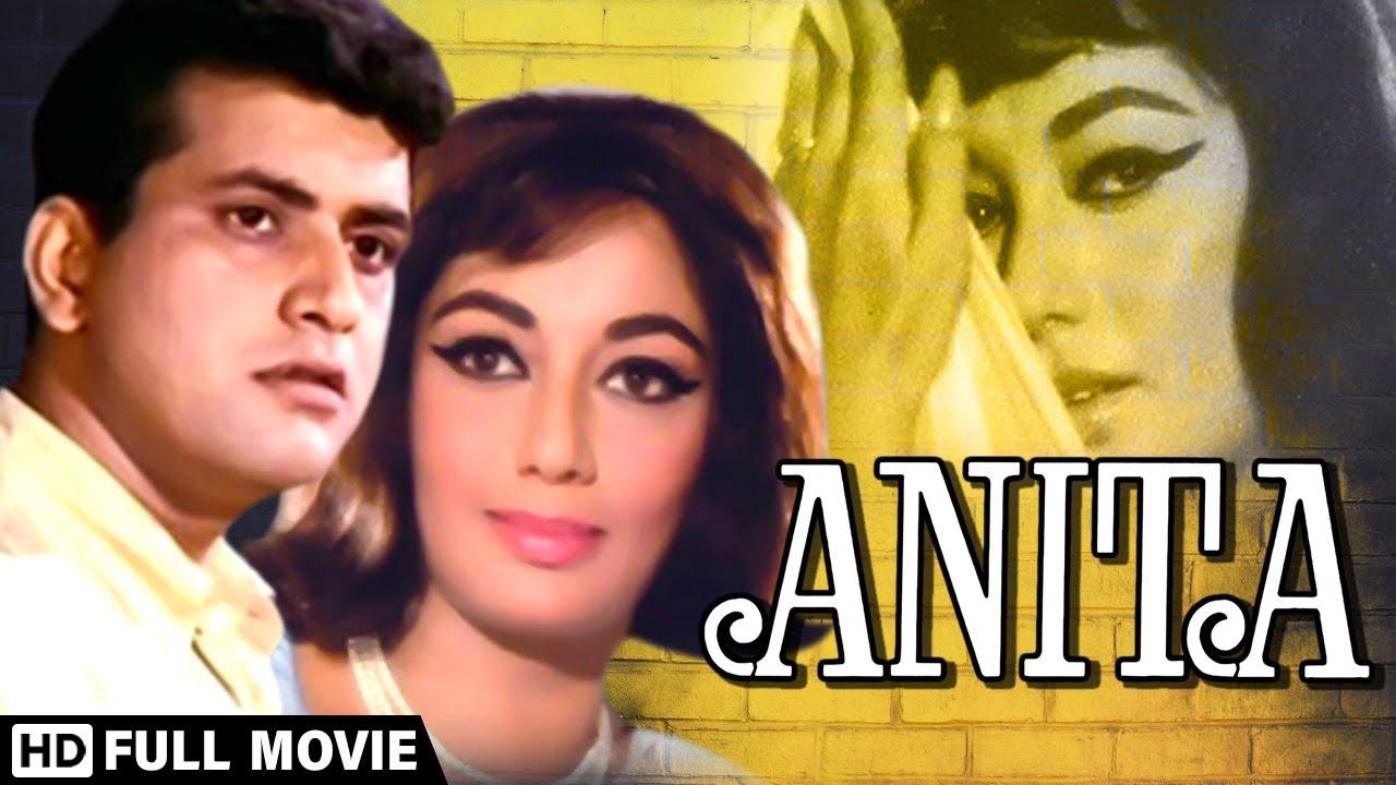 Download Anita (1967) Full Movie   Manoj Kumar   Sadhana   I. S. Johar   Suspense Thriller Movie