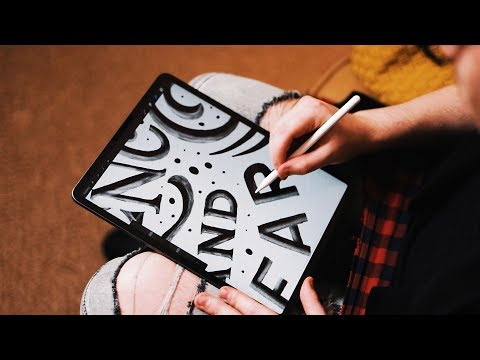 NEW iPad Pro 2019 | Graphic Designers First Impression