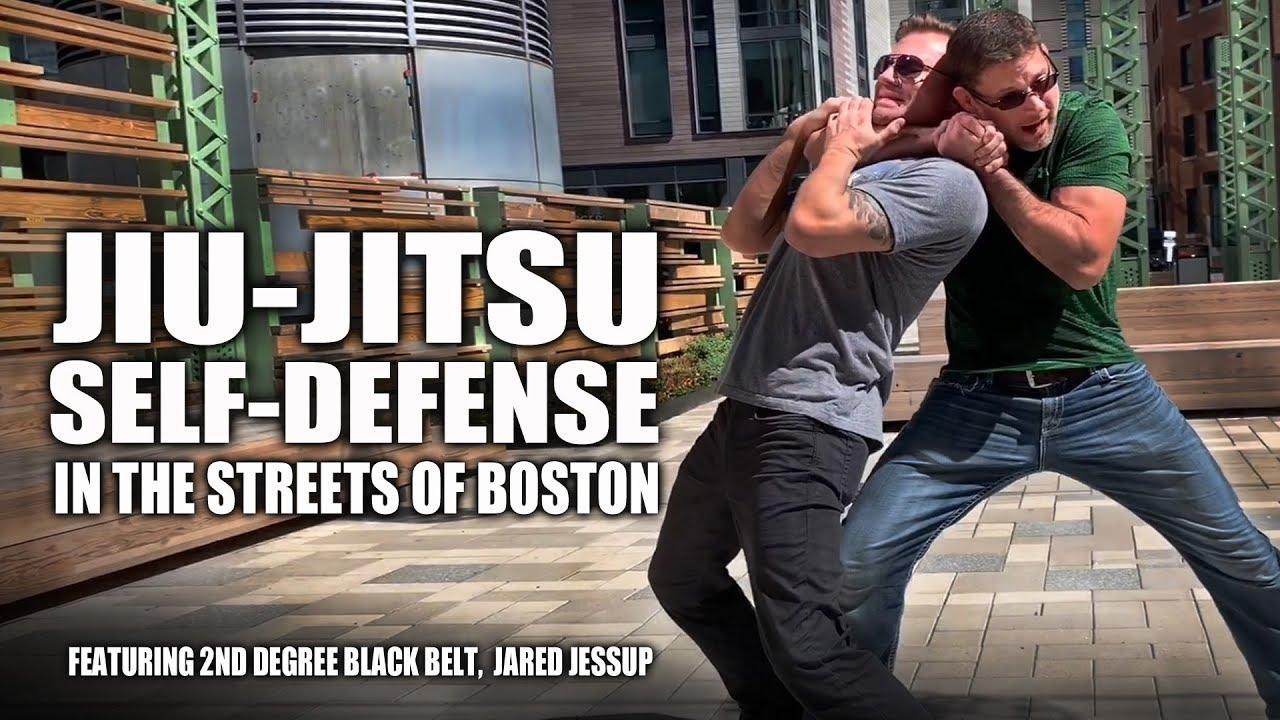 Jiu-Jitsu Street Self-Defense in Boston