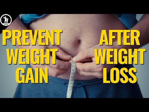 7 Tips to Prevent Weight Gain After Weight Loss