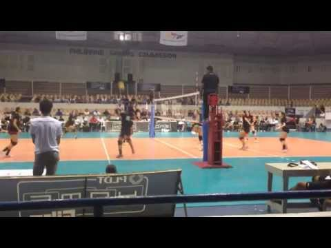 Philippine Women's National Volleyball Team Tryout (September 27,2014)