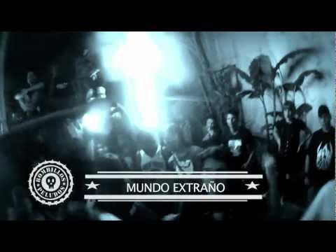 Los Bombillos Peludos - Mundo Extraño (en vivo - DVD)